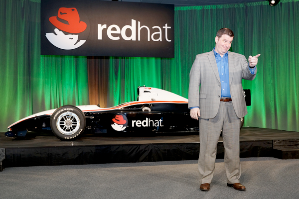 Jeff at Red Hat